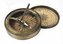 Authentic Models -AM- Boussole et cadran solaire 18e