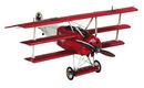 Authentic Models -AM- Fokker Triplan rouge - 47 cm