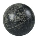 Authentic Models -AM- Globe Vaugondy 14 cm noir + support