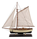 Authentic Models -AM- Yacht classique 1930 Petit - 55 cm