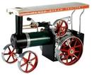 Mamod Tracteur à vapeur en laiton TE1AB