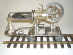 train miniature Revd Richard Stirling Kit de transformation du Stirling 5 en draisine 45 mm 82.80 € ttc