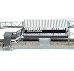 accessoire de train Carl Eugen Langen Station  Stadion Zoo   H0 362.40 € ttc