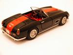 miniature de voiture Sergio Scaglietti Ferrari 250 GT LWB California Noir bande rouge 219.00 € ttc