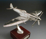 maquette d'avion Reginald Mitchell Spitfire M.K9 135.45 € ttc