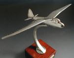 maquette d'avion Robert Castello Planeur Castel Mauboussin CM7 114.38 € ttc