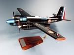 maquette d'avion Edward Henry Heinemann Invader A-26C  CIFAS - 53 cm 138.00 € ttc