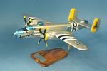 maquette d'avion John Leland  Lee  Atwood North American B.25J Mitchell - USSAF - 45 cm 135.00 € ttc