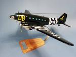 maquette d'avion Arthur E. Raymond Douglas C-47 Skytrain D - USAAF - 54 cm 138.00 € ttc