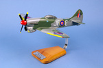 maquette d'avion Sydney Camm Hawker Tempest MK.V - RAF Sqn 3  P.Clostermann - 39 cm 138.00 € ttc
