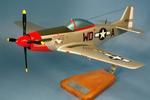maquette d'avion Edgar Schmued North American P-51.D Mustang - Ridge Runner III - USAAF - 48 cm 138.00 € ttc