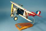 maquette d'avion Gustave Delage Nieuport 11 Bébé - Lt A.De Turenne 1916 144.00 € ttc