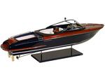 maquette de bateau, voilier, runabout Carlo Riva Riva Aquariva - 84 cm - Licence Officielle Riva 1594.80 € ttc