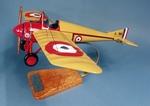 maquette d'avion Raymond Saulnier Morane-Saulnier Type N - F.A.F - 34 cm 138.00 € ttc