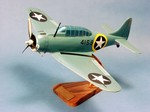 maquette d'avion Edward Henry Heinemann Dauntless SBD - USN - 36 cm 58.80 € ttc