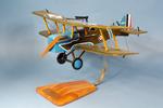 maquette d'avion Henry Phillip Folland Royal Aircraft Factory SE.5 - Lt.Col Bishop - 39 cm 144.00 € ttc