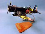 maquette d'avion Rex Beisel Vought F-4U7 Corsair - Flottille 12.F - 38 cm 138.00 € ttc