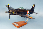 maquette d'avion William Schwendler Grumman F-8F Bearcat - II/8 Languedoc - 47 cm 138.00 € ttc
