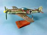 maquette d'avion Kurt Tank Focke-Wulf 190-D9 JV44 Würgerstaffel - 44 cm 138.00 € ttc