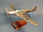 maquette d'avion Willy Messerschmitt Messerchmitt BF-108 Taifun- civil marks - 46 cm 138.00 € ttc