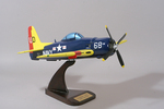 maquette d'avion William Schwendler Grumman F8F-1 Bearcat 153.51 € ttc