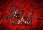 Blue Moon Mask Mireille YX