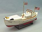 USCG 36500 motor lifeboat