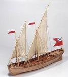 Master Korabel Double boat - 1/72eme