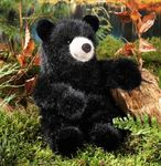 Young black bear 26 cm