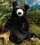 Small Black bear 38 cm