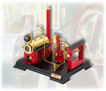 Wilesco D15 steam engine