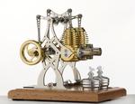Bohm Stirling Technik
