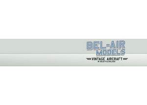 maquette d'avion Koolhoven FK 49A Bob Dros - Bel Air Models Quirao idées cadeaux