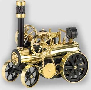 model steam engine D430 - Steam Locomobile Wilesco