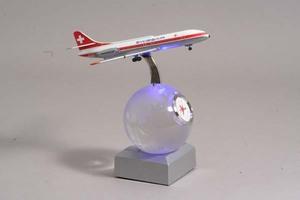 maquette d'avion Coffret cadeau Caravelle Swissair  Quirao idées cadeaux