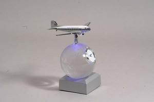 maquette d'avion Coffret cadeau DC 3 Lufthansa  Quirao idées cadeaux