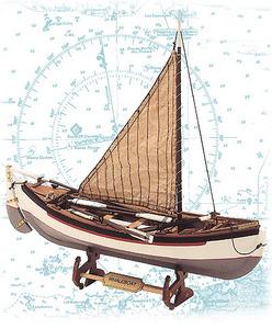 maquette de bateau, voilier, runabout Morgan's Baleinière Kit Artesania Latina Quirao idées cadeaux