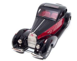 miniature de voiture Bugatti 57C Guilloré Heco Miniatures Quirao idées cadeaux