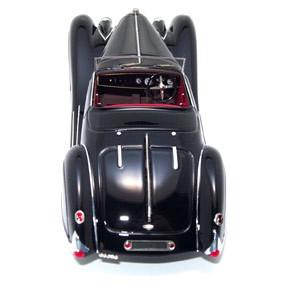 miniature de voiture Bugatti 57C Van Vooren / noir Heco Miniatures Quirao idées cadeaux