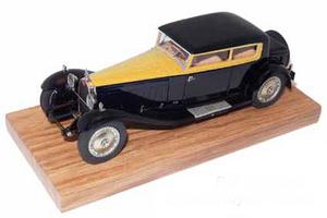 miniature de voiture Bugatti Royale Kellner Heco Miniatures Quirao idées cadeaux