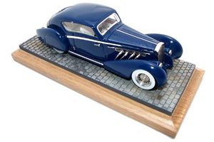 miniature de voiture Delage D8-120 Letourneur Heco Miniatures Quirao idées cadeaux