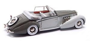 miniature de voiture Delage D8S 120 Cabriolet Miniatures du Chateau Quirao idées cadeaux