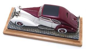 miniature de voiture Hispano Suiza J12 Rothschild Heco Miniatures Quirao idées cadeaux