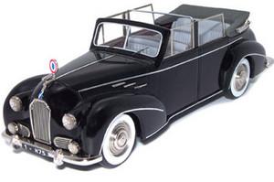 miniature de voiture Talbot Lago Record Présidentielle Heco Miniatures Quirao idées cadeaux