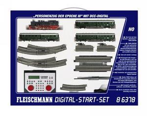 train miniature Digital Start-Set train loco vapeur 86378 (H0) Fleischmann Quirao idées cadeaux