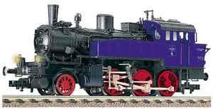train miniature Loco-tender Edelweiss (H0)  4034 Fleischmann Quirao idées cadeaux