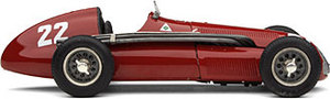 miniature de voiture Alfa Romeo Alfetta 159, 1951, GP Spain, Fangio Exoto Quirao idées cadeaux