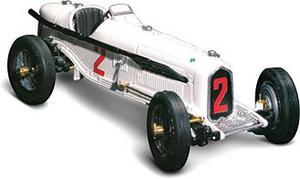 miniature de voiture Alfa-Romeo P3 1932-35 Muletto (KIT pré-paint) Revival Quirao idées cadeaux