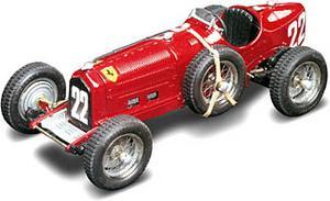 miniature de voiture Alfa Romeo P3 Targa Florio(KIT pré-paint) Revival Quirao idées cadeaux