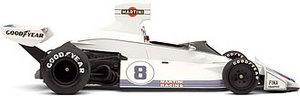 miniature de voiture Brabham BT44B, Grand Prix of Brazil, #8, Carlos Pace Exoto Quirao idées cadeaux